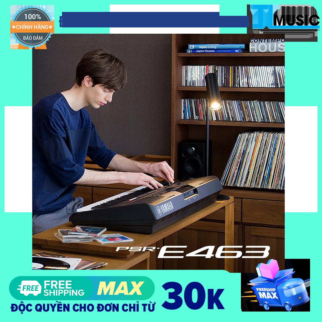 [Chính hãng] Đàn Organ (Keyboard) 61 phím Yamaha PSR-E463 (Yamaha keyboard E463)
