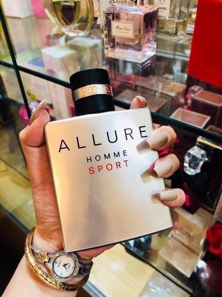 nước hoa NAM Allure Home Sport nhập khẩu