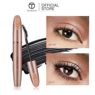 Mascara O.TWO.O uốn cong và làm dày mi, sợi siêu mịn tạo hiệu ứng 3D 29g - INTL thumbnail