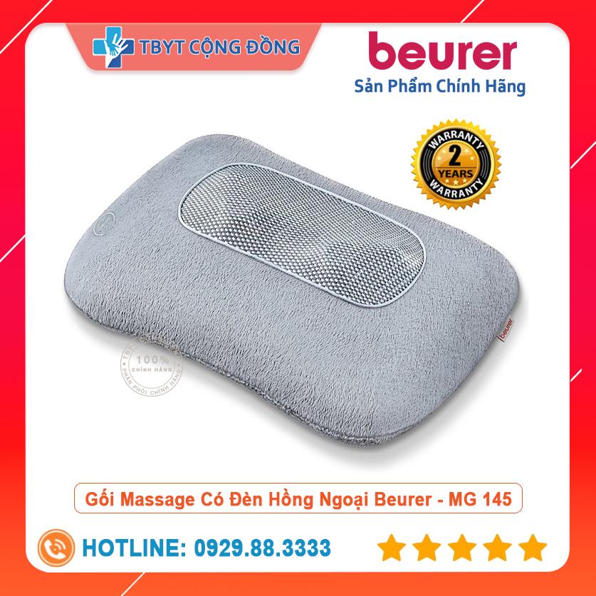 Gối Massage Có đèn Hồng Ngoại Beurer MG145 Đang Khuyến Mãi