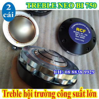 LOA TREBLE NEO BI 750 RCF CAO CẤP NHẤT - DE900S - GIÁ 2 CÁI thumbnail