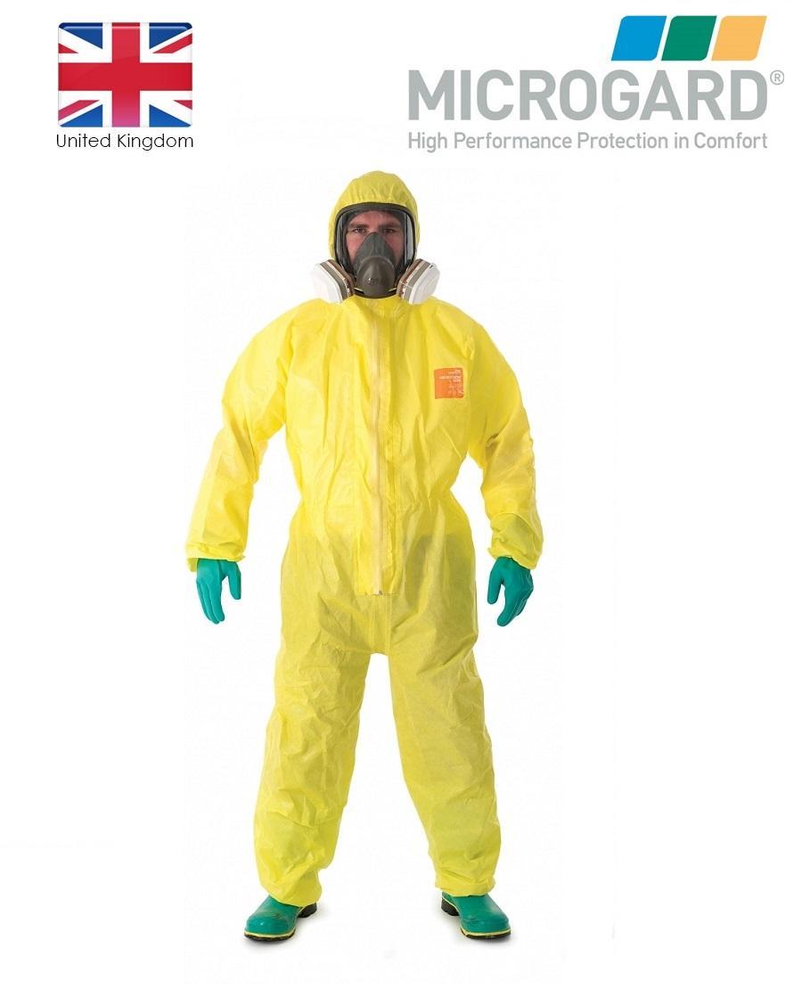 Quần áo chống hóa chất cao cấp Microchem 3000