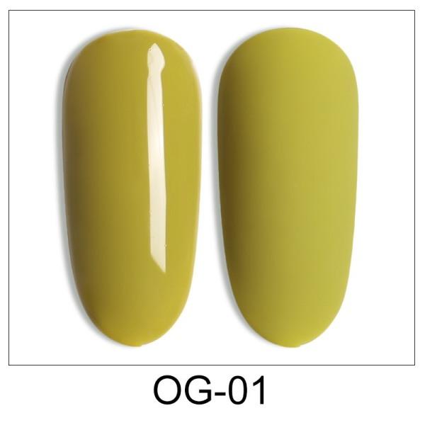 [HCM]Sơn gel AS bền màu cực kì mướt 15ML (dành cho tiệm nail chuyên nghiệp) - OG giá rẻ