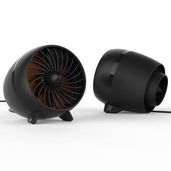 Quạt mini để bàn hoặc cầm tay 3 chế độ gió siêu mát đa năng FEYREE dùng nguồn USB trên Máy Tính hoặc pin dự phòng