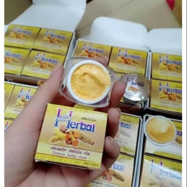 Kem Nghệ Herbal Thái Lan cao cấp