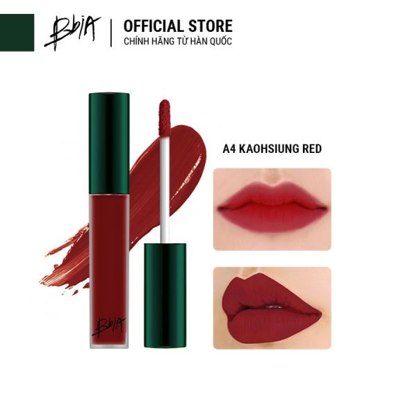 [ Chọn màu ] Son kem lì Bbia Last Velvet Lip Tint ASIA EDITION 5g (5 Màu)