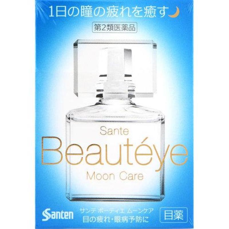 THANH LÝ - Nhỏ mắt Santen Sante Beauteye Moon Care 12ml - Nhật Bản (HSD: 08-2020)