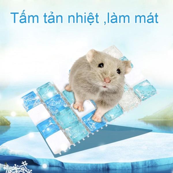 Đá Làm Mát, Tản Nhiệt Mùa Hè Cho Bé Hamster, Gunie Pig