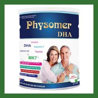 [Hàng chính hãng ]sữa bột Physomer DHA 900g + tặng bình lắc sữa thumbnail