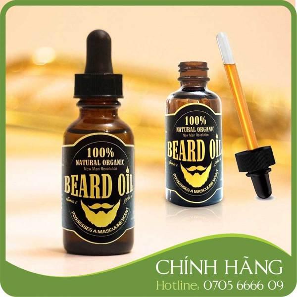 Dầu dưỡng Beard Oil 20ml