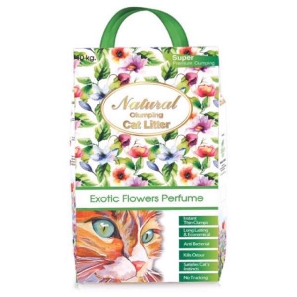 Cát vệ sinh Ấn Độ dành cho mèo  gói nguyên seal 7,5kg