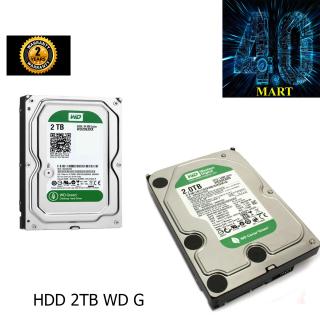 [HCM]Ổ Cứng HDD WD 2TB Green- BẢO HÀNH 24 THÁNG thumbnail