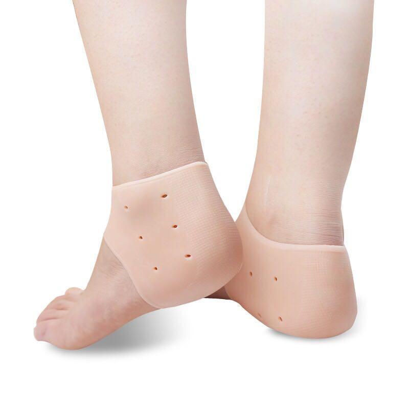 Combo 2 bộ miếng silicon bảo vệ gót chân(04 miêng)