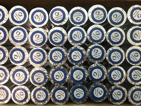 Mua Combo 100 cuộn giấy nhiệt in hóa đơn K80x45