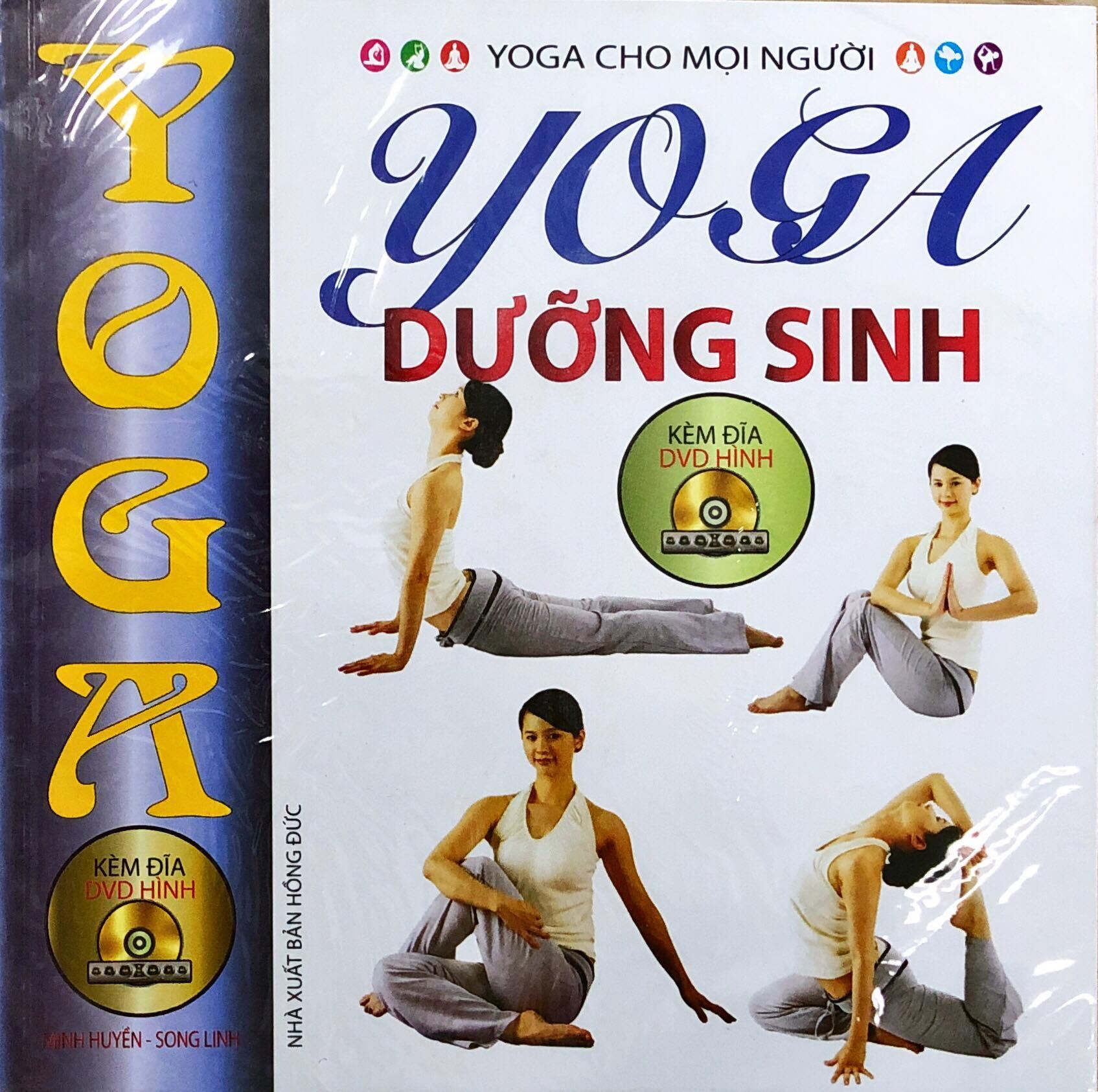 Mua SÁCH - Yoga Dưỡng Sinh