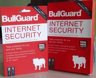 Phần mềm diệt virus BullGuard Internet Security Công Nghê Sô 247 thumbnail