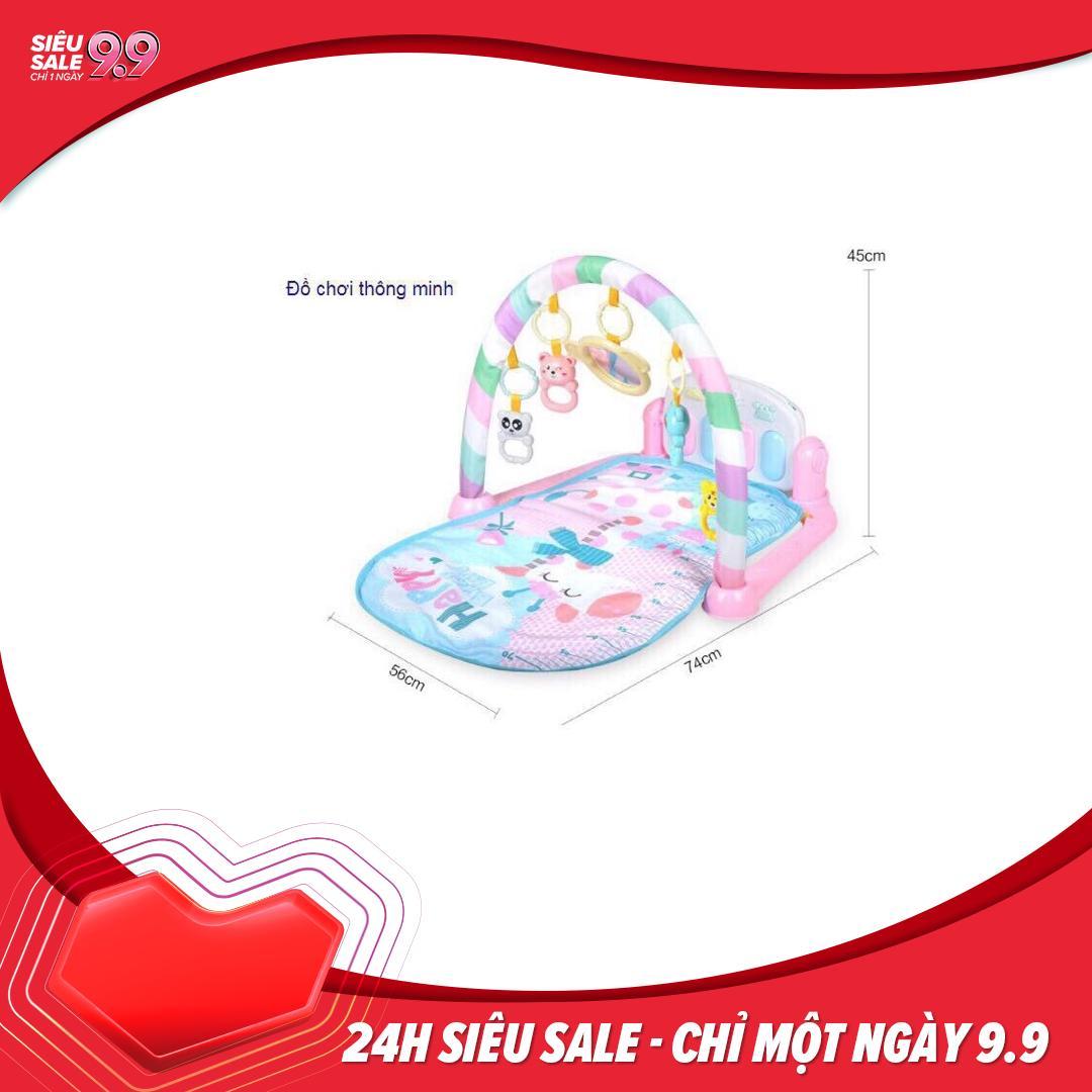 Coupon Giảm Giá Thảm Nhạc Cho Bé Vui Chơi Từ 0-24 Tháng