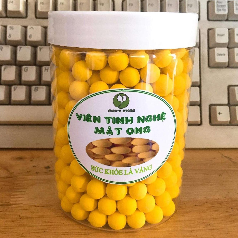 VIÊN TIN NGHỆ MẬT ONG PHẤN HÓA 500G