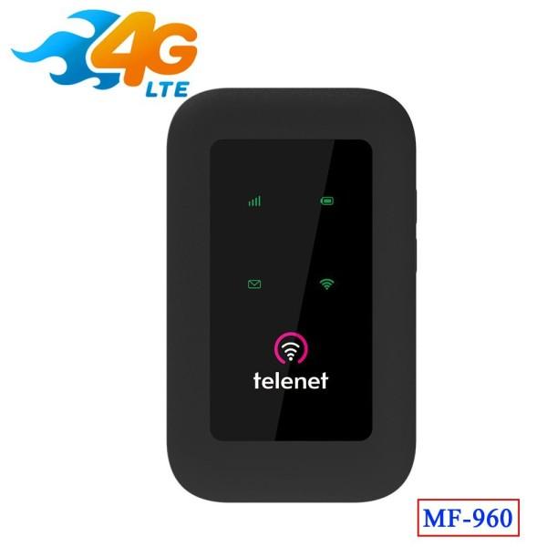 Bảng giá [HCM]Bộ phát Wifi từ sím 4G LTE TELENET MF-960 (kết nối 10 thiết bị - bh 6 tháng) Phong Vũ