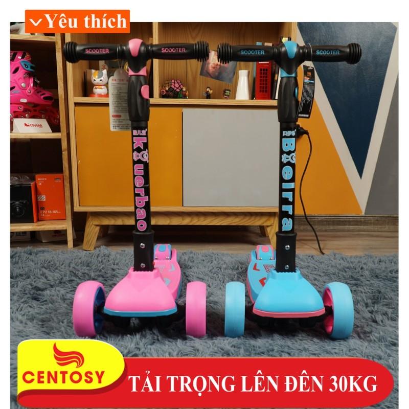 Mua Xe Trượt Scooter D01 Cao Cấp - Dành cho bé từ 3 đến 9 tuổi