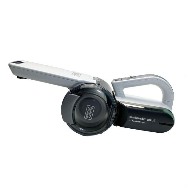 Máy hút bụi mini, sử dụng phù hợp trong gia đình, vệ sinh ô tô - Máy hút bụi dùng pin 18V Black + Decker PV1820LF