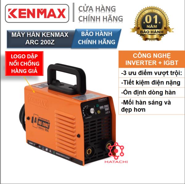 Máy hàn - Máy hàn điện tử - Kenmax ARC 200Z