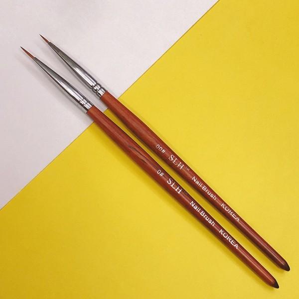 Cọ tô gel SLH Hàn Quốc - Cọ vẽ nail chuyên dụng cho dân làm móng giá rẻ
