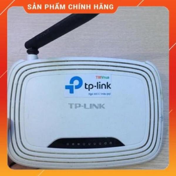 Bảng giá TpLink 1 râu 740N cũ thanh lý văn phòng [giá rẻ] Phong Vũ