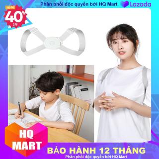 Đai chống gù lưng cao cấp - đai chống gù thông minh tích hợp cảm biến - thích hợp cho mọi lứa tuổi - trẻ em - cho nam - nữ - boy ( chữa gù lưng ) thumbnail