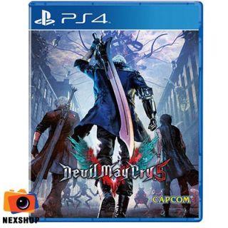 Devil May Cry 5 - Đĩa game PS4 - US thumbnail