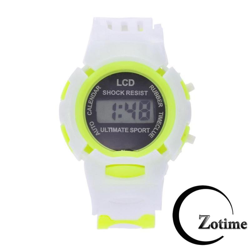 Nơi bán Đồng hồ điện tử trẻ em thông minh LCD Shock Resist ZO75