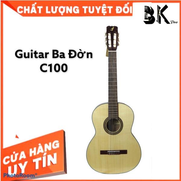 Đàn Guitar Ba Đờn Classic C100 - Cửa Hàng Phân phối Ghi Ta chính Hãng tại Hà Nội