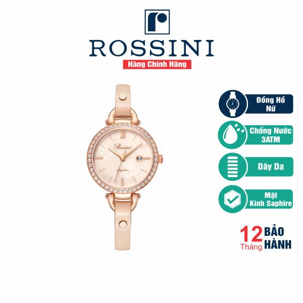 Đồng Hồ Nữ Cao Cấp Rossini - 7898G06B - Hàng Chính Hãng bán chạy