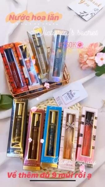 [HCM]Nước hoa lăn Victoria Secret chất lượng đảm bảo an toàn đến sức khỏe người sử dụng hàng giống như hình