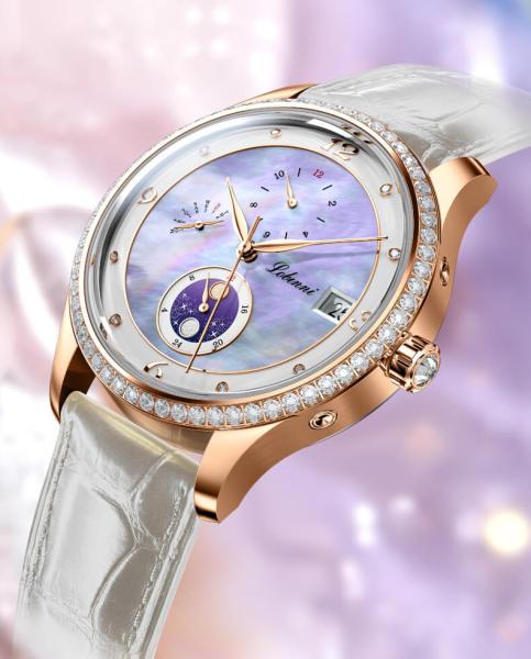Đồng hồ nữ chính hãng LOBINNI L2063-2