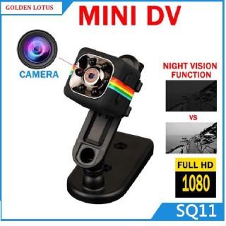 Camera mini siêu nhỏ bé hành trình xe máy phượt camera sq11 full hd 1080p chống rung chống nước thumbnail