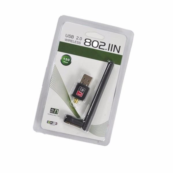 Bảng giá USB Wifi - USB thu Wifi 802.11n Cho Máy Bàn Có Anten Phong Vũ