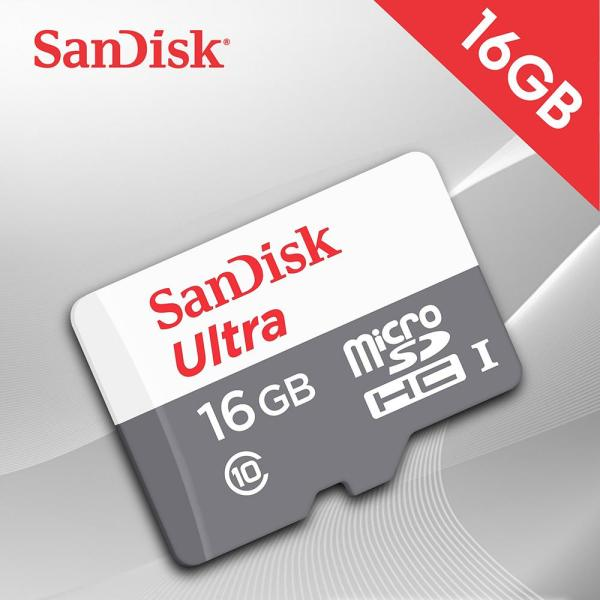 Thẻ Nhớ Sandisk Micro SD 16GB 80mb/s