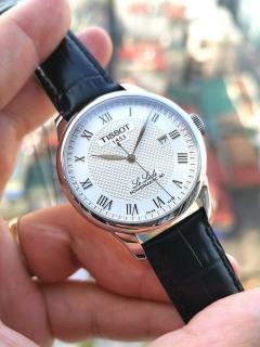 Đồng hồ Tissot Nam 1853 Máy cơ automatic, kính shapphire [Bảo hành 24 tháng] thumbnail