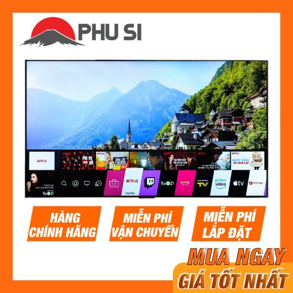 Bảng giá [Trả góp 0%]Smart Tivi OLED LG 4K 55 inch 55GXPTA