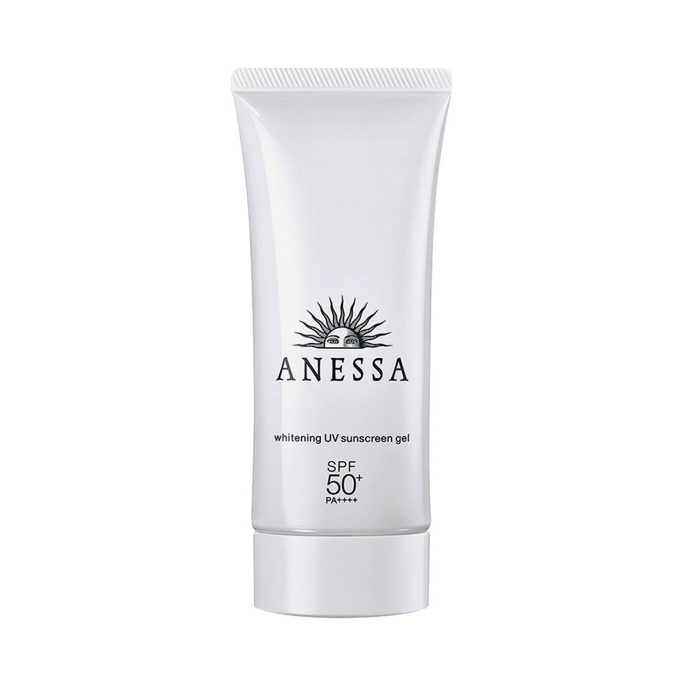 Gel Chống Nắng Dưỡng Sáng Da Anessa SPF50+/PA++++ 90g Whitening UV Sunscreen Gel nhập khẩu