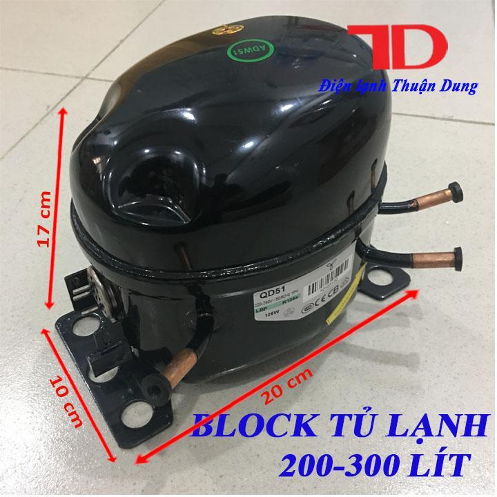 Block Tủ Lạnh QD51 125W
