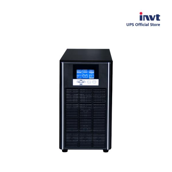 Bảng giá Bộ lưu điện UPS HT1106XS 6kVA 220V/230V/240V (đã tích hợp ắc quy) của thương hiệu INVT Phong Vũ