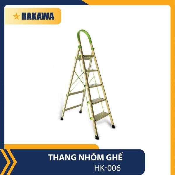THANG NHOM GHE CAO CAP NHẬT BẢN HAKAWA HK-006 - HÀNG CHÍNH HÃNG BẢO HÀNH 2 NĂM