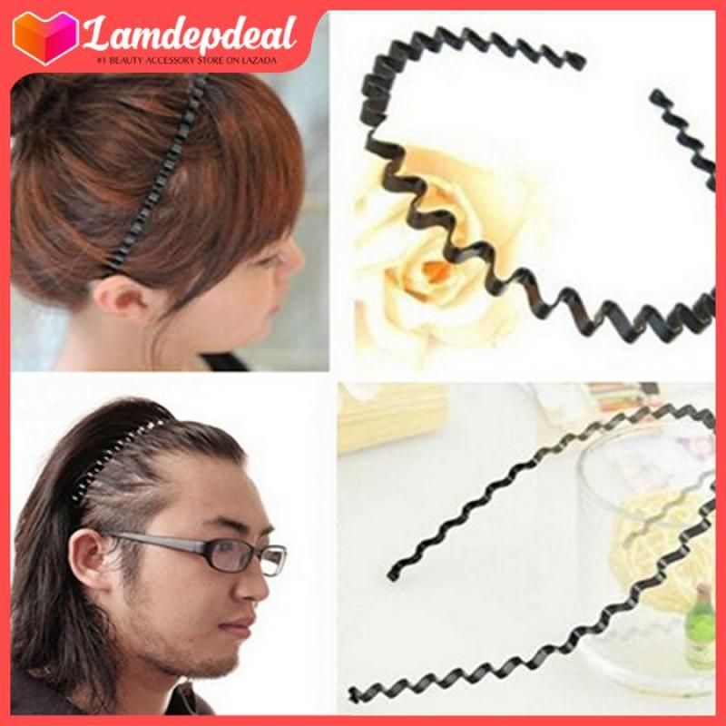 Lamdepdeal -Combo 2 cài tóc gợn sóng - Dụng cụ làm tóc. cao cấp