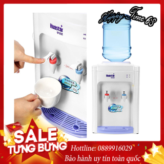 Cây nước nóng lạnh Mini Huastar 1 vòi nóng và 1 vòi lạnh với công tắc vòi nóng lạnh riêng biệt thích hợp cho gia đình và văn phòng thumbnail