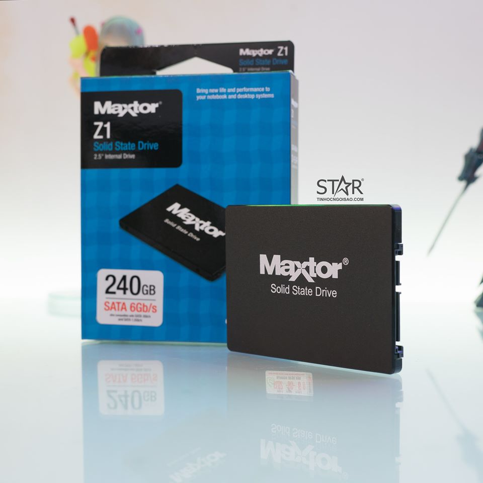 Giá SSD 240GB SEAGATE MAXTOR