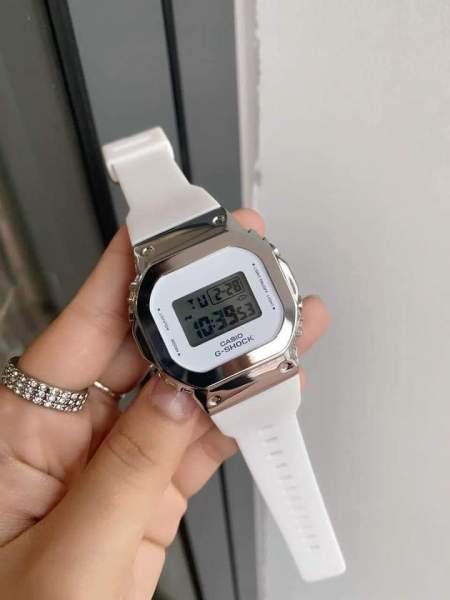 Nơi bán Đồng Hồ Casio G-shock Nam Nữ S5600 ⚡ Ảnh Thật ⚡ Viền Thép Dáng Thể Thao
