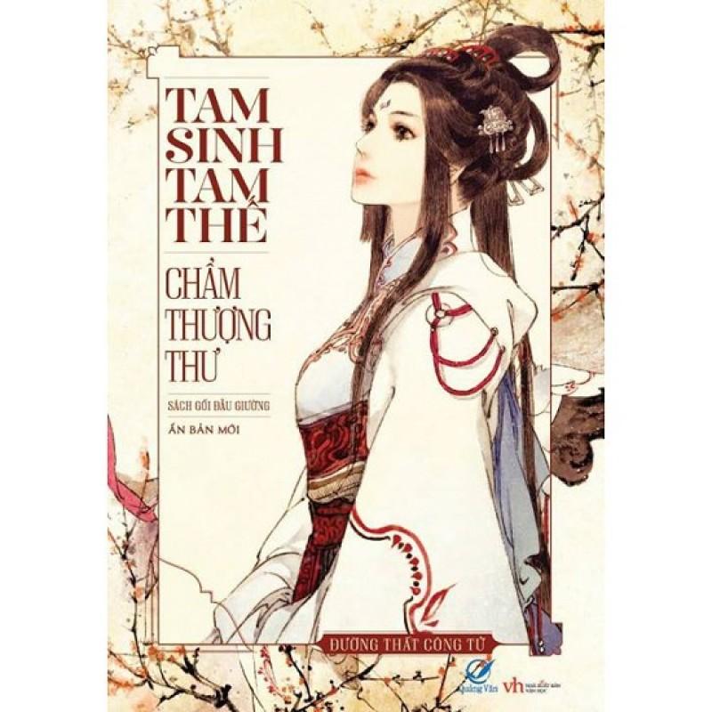 Mua Tam Sinh Tam Thế Chẩm Thượng Thư + Tặng kèm Bookmark