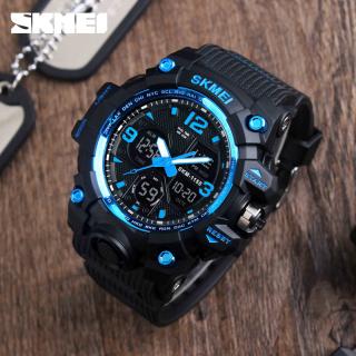 Đồng hồ thể thao nam chống nước tốt SKMEI SK1155B thời trang cá tính, phong cách mạnh mẽ - đồng hồ nam - đồng hồ thể thao - đồng hồ nam đẹp thumbnail